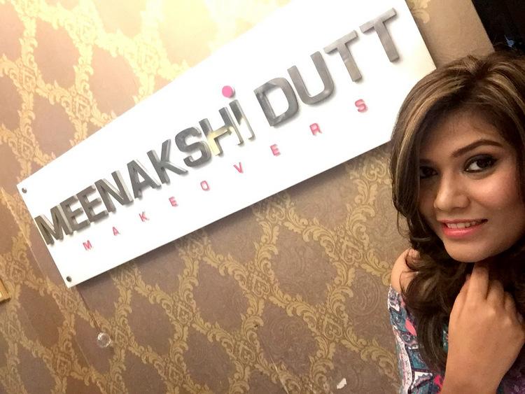 My Hair Makeover Details | Meenakshi Dutt Makeovers