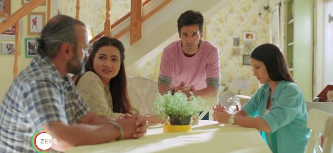 Karenjit Kaur -The Untold Story of Sunny Leone On Zee5