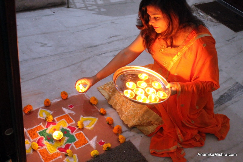I Love To Celebrate Diwali At Home & Here's Why?